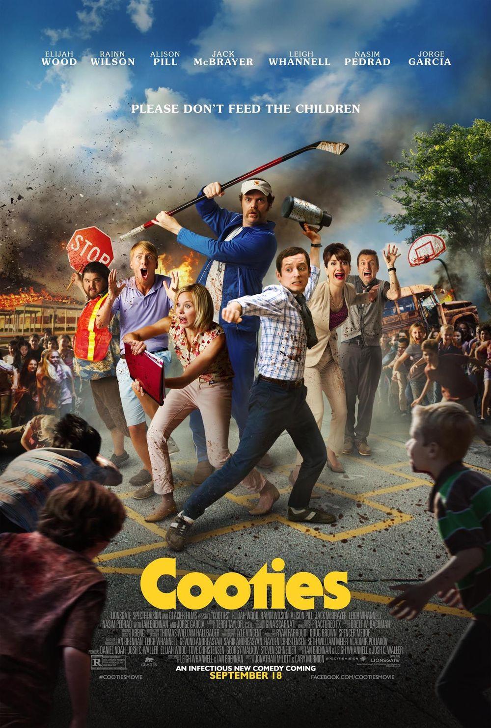 Cooties (2015) คุณครูฮะ! พวกผมเป็นซอมบี้