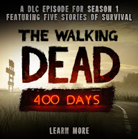The Walking Dead: 400 Days DLC Coming Out From Telltale Games