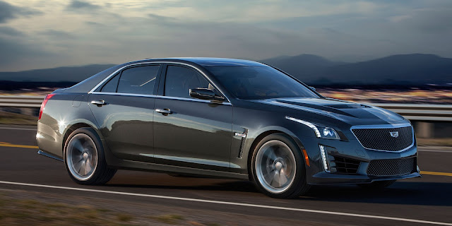 2015 Cadillac CTS-V Design, Features, Performance Review