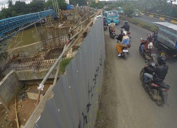 Tahun 2017 Pembangunan Jembatan Tello Akan Dilanjutkan Kembali
