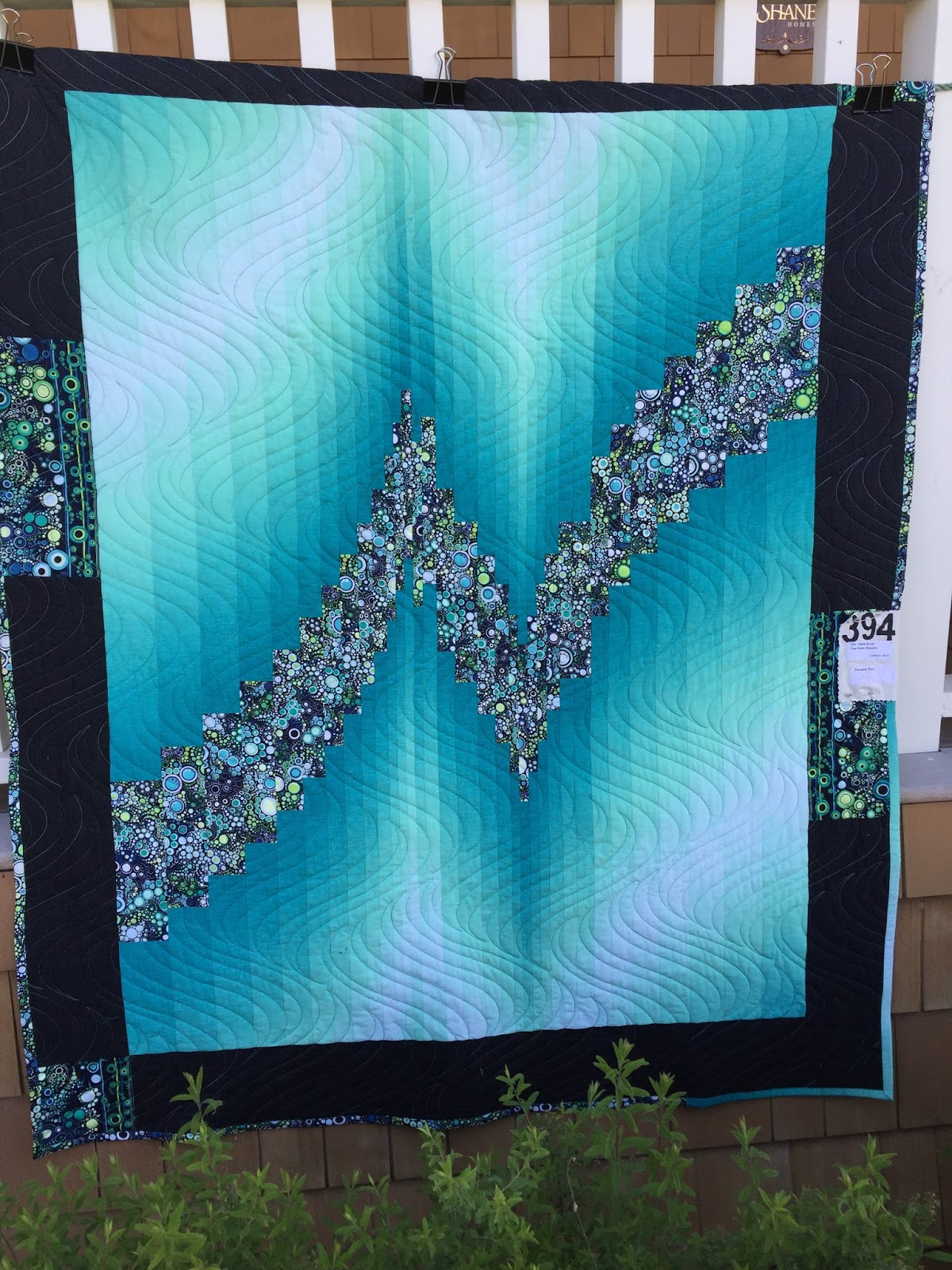 Spotty Dog Social Club: Heritage Park 2016 Festival of Quilts