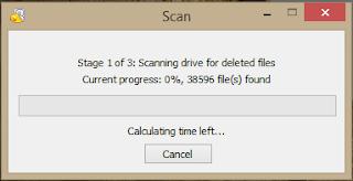 Proses pencarian file