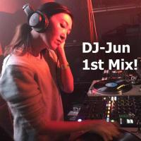 DJ-Jun 1st Mix!のジャケット画像です。