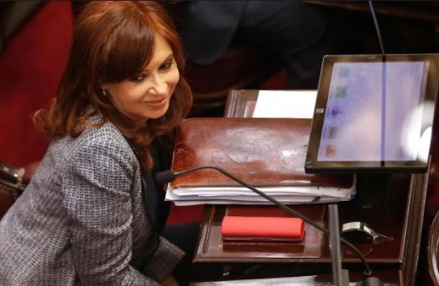 Cristina es perseguida porque es la única que al establishment no le garantiza la continuidad de sus intereses