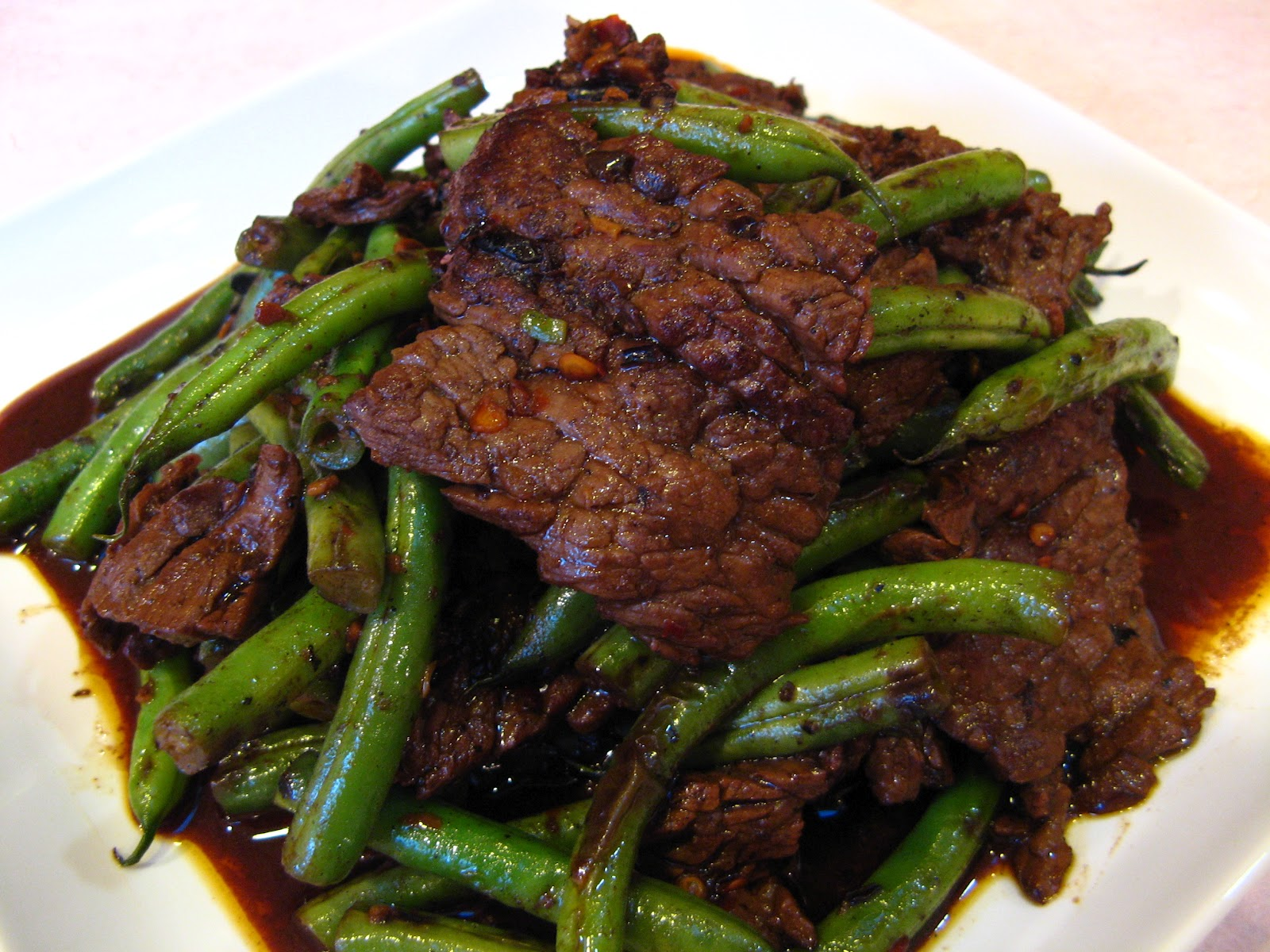 Chinese Recipes Using Beef
