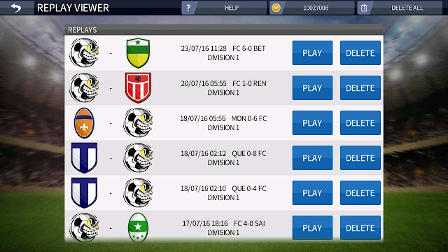 cutom kit dan logo dream league soccer