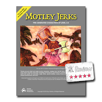Frugal GM Review: Motley Jerks
