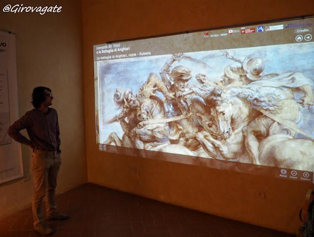 anghiari museo battaglia