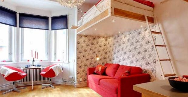 Tips Desain Apartemen Lebih Menarik