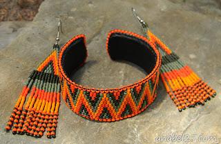 купить этнические украшения из бисера изделия из бисера купить