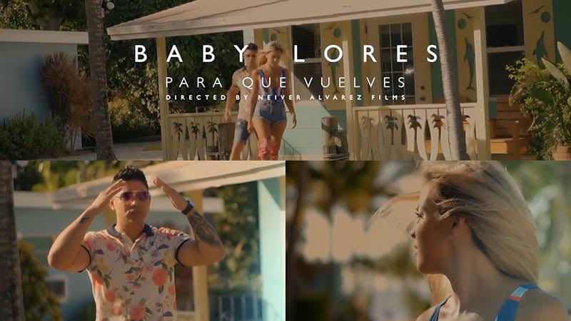 Baby Lores - ¨Para que vuelves¨ - Videoclip - Dirección: Neiver Álvarez. Portal del Vídeo Clip Cubano