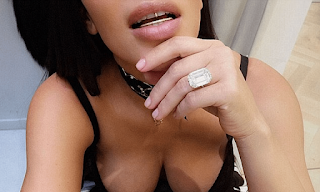 Kim Kardashian Locks Her Jewellery In Save Storage And Hires Armed Guards For Protection