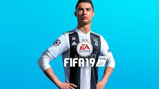 Cristiano Ronaldo FIFA 19 Wallpaper
