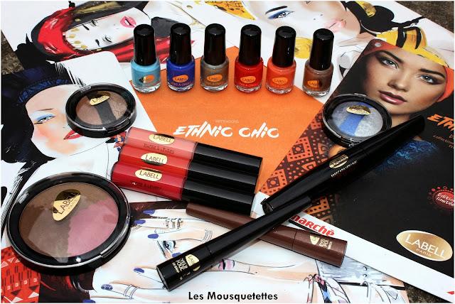 Nouveauté Makeup Labell Intermarché printemps été 2015 - Les Mousquetettes©