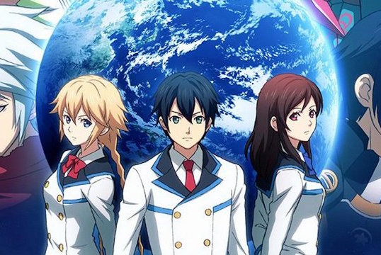 Winter Anime 2016 Candy Romance Immortals Childhood And The