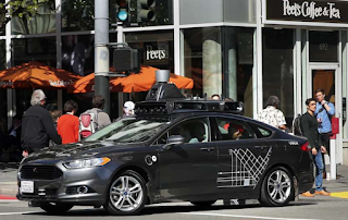 California DMV Backs Allowing Self-Driving Cars With No Human On Board