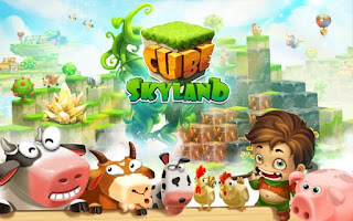 Cube Skyland: Farm Craft Apk V1.1.14A Mod (Unlimited Money) Free Download For Android