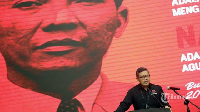 PDIP: Kami Calonkan Pemimpin Rakyat, Bukan Pengejar Kekuasaan