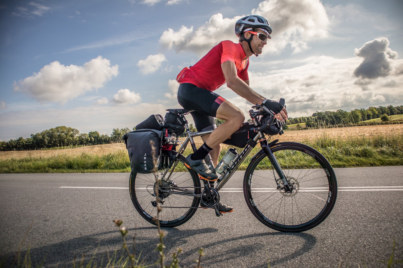 Tim Wiggins Cycle Touring