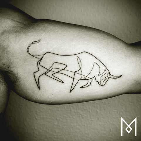 top 45 taurus tattoos designs and ideas for men and women