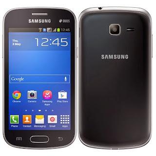 Spesifikasi dan Harga Samsung Galaxy Star Plus GT-S7262 Terbaru
