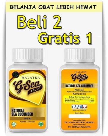 G-Sea Jelly Gamat Emas - Salah Satu Cara Menyembuhkan Hepatitis B Dengan Cepat Secara Alami Yang Manjur