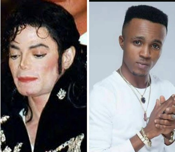 """I want to break Michael Jackson's Record"" – Humblesmith"
