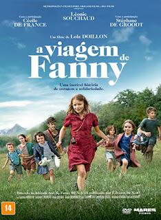 A Viagem de Fanny - BDRip Dual Áudio