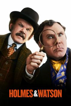 Holmes & Watson Torrent – BluRay 720p/1080p Dual Áudio