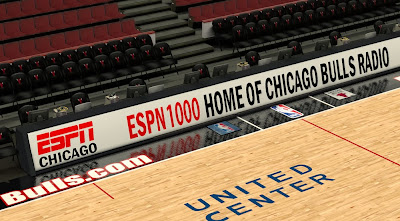 NBA 2K14 ESPN Chicago Mod (Dorna)