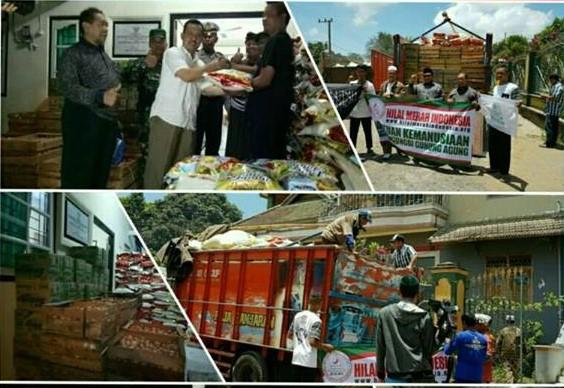 """SUBHANALLAH.. Akhlak Mulia FPI di Bali, """"Air Tuba"""" Kebencian Dibalas """"Air Susu"""" Kepedulian"""