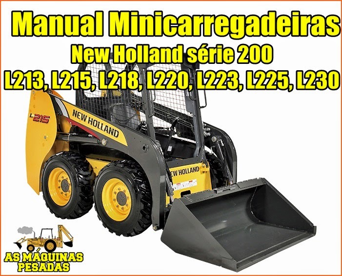 new holland l230 manual rh new holland l230 manual milesfiles de New Holland L230 Attachments New Holland L230 Skid Steer