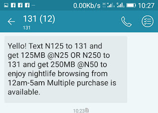 MTN pulse night browsing code