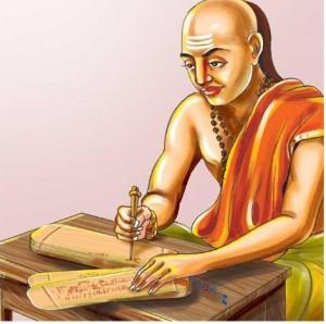 Chanakya wrote two famous books Arthashastra and Chanakya neethi. The book Arthashastra summarizes the political thoughts of Chanakya.