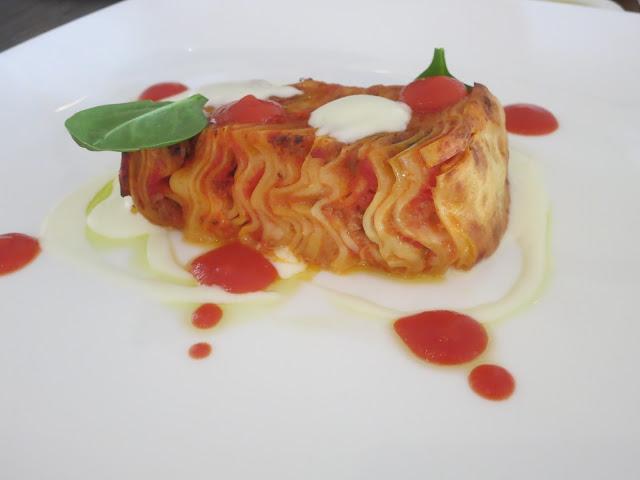 Lasagna Dolce Vita