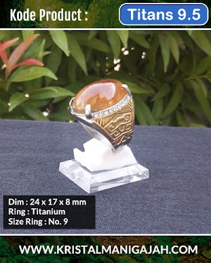Cincin MG Titans 95
