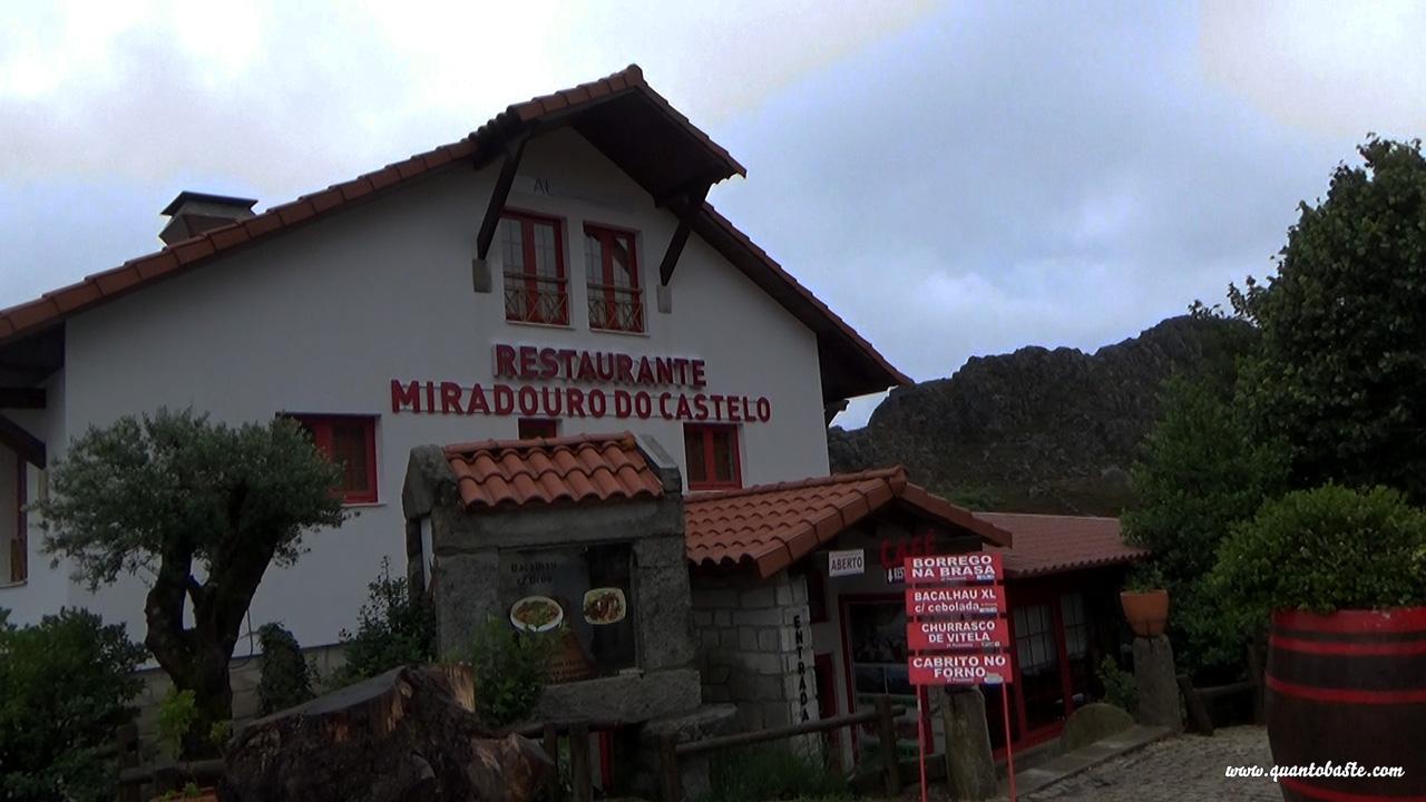 Restaurante Miradouro do Castelo - Parque Nacional Peneda-Gerês