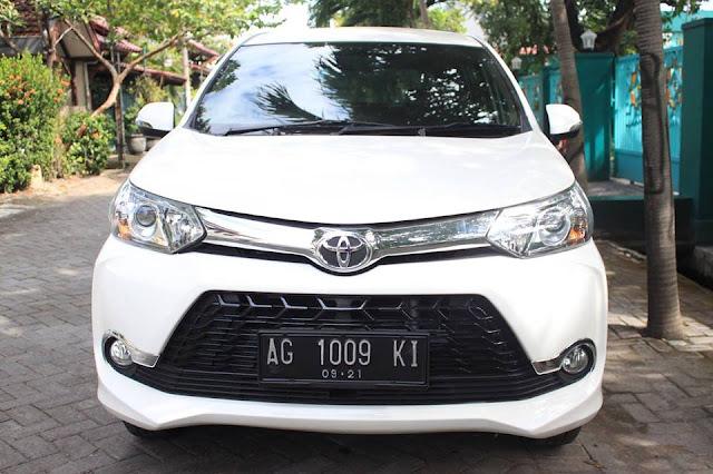 Toyota Avanza Veloz tahun 2016 bekas