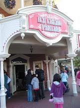 Magic Kingdom; Restaurant Main Street Bakery