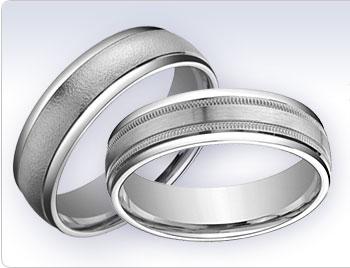 1000 kleine Dinge in Amerika Verlobungsring und Ehering