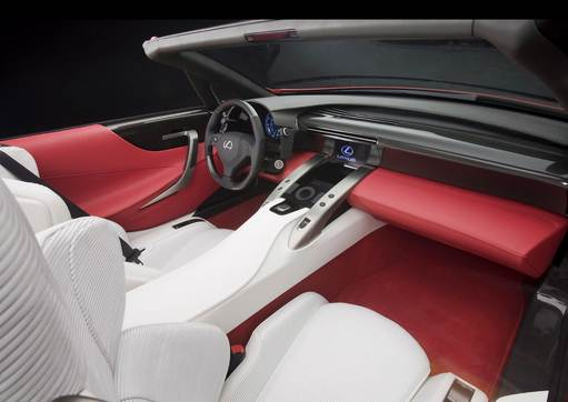 2016 Lexus LFA Roadster Concept