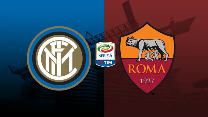 Inter Milan and AS Roma will meet on the pitch next December