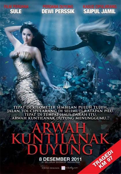 Arwah Kuntilanak Duyung (2011) DVDRip 720p