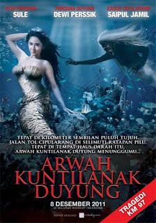 Download Film Arwah Kuntilanak Duyung (2011) WEB-DL