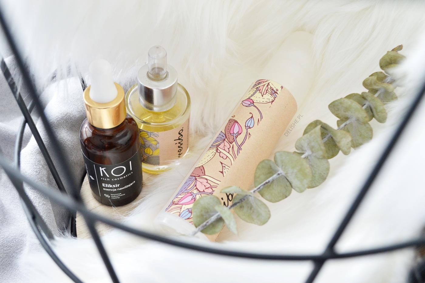 naturalne kosmetyki resibo krem odżywczy
