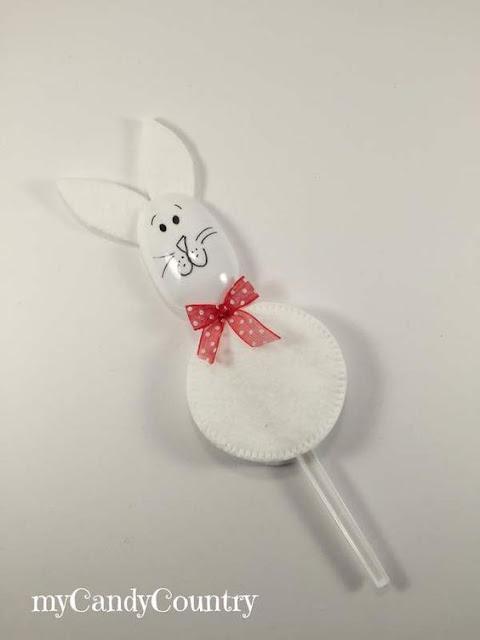 coniglietti pasquali handmade