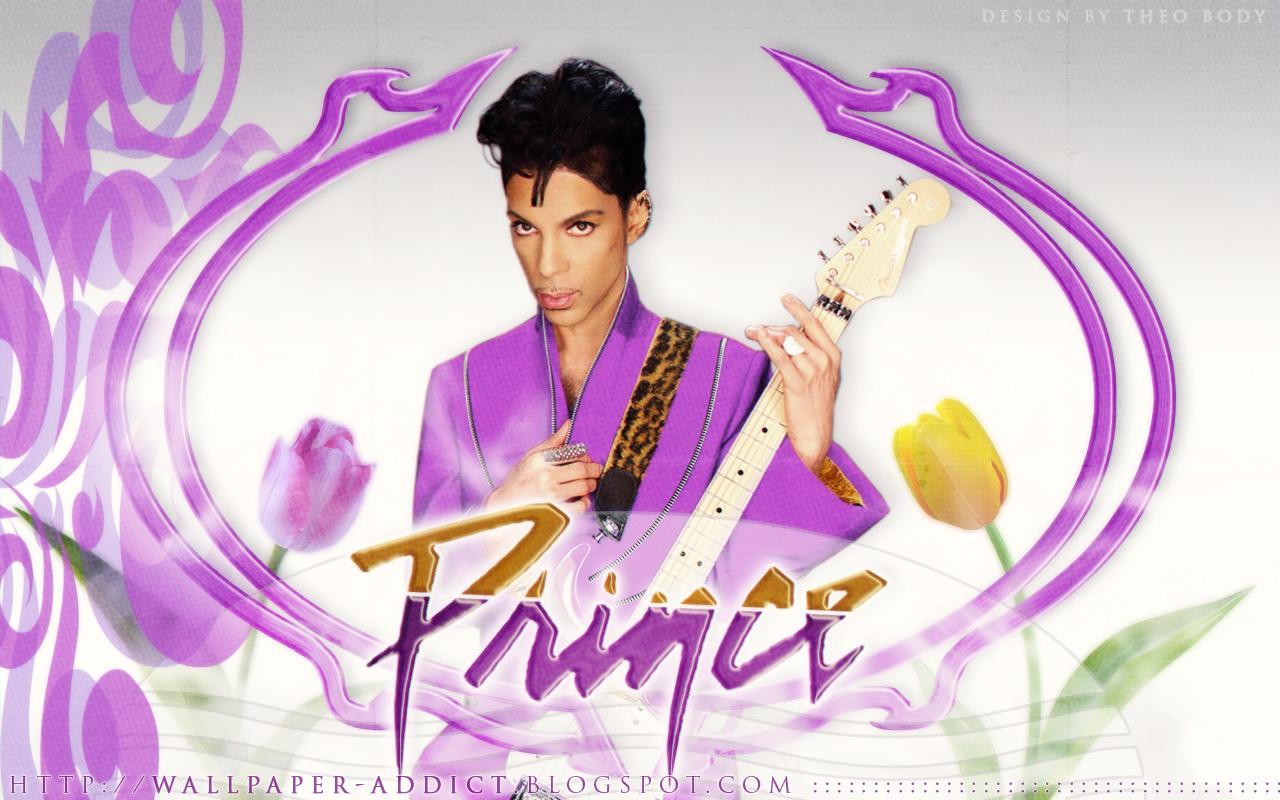 W a l l p a p e r a d d i c t - Prince wallpaper ...