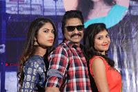 Haranath Policherla Mounika Nishi Ganda Pos at Tick Tock Telugu Movie Trailer Launch Event  0048.jpg