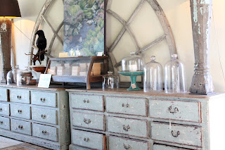 Vintage Style Dresser at Burtown House