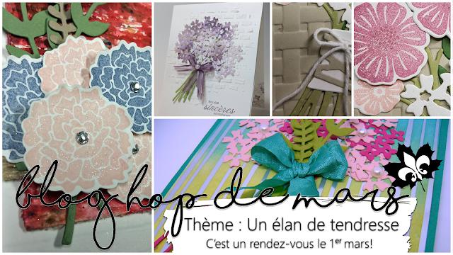 bannière du blog hop des démonstratrices Stampin' Up1 francophones